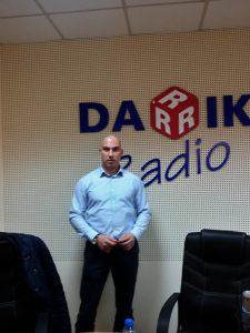 Тишев в Дарик радио