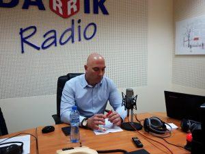Николай Тишев, гост в Дарик радио