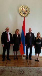 Армения 2018 г.