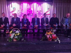 Откриване на кампанията в Карнобат